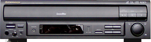 DVD && LaserDisc Players